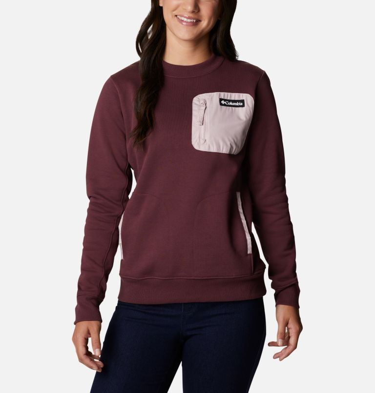 Women's Columbia Lodge™ Pullover Sweatshirt Women's Columbia Lodge™ Pullover Sweatshirt, front