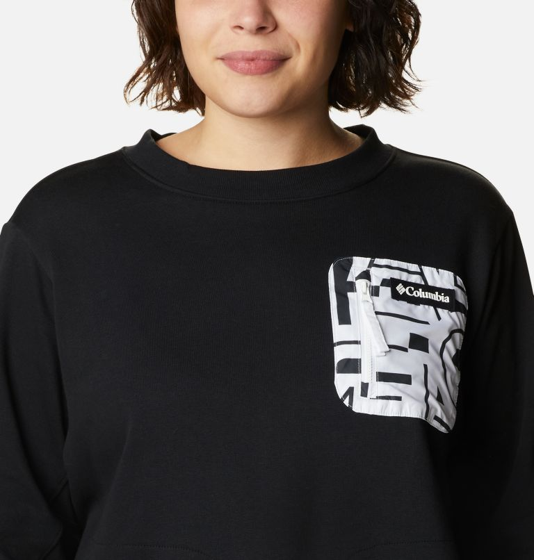 Women's Columbia Lodge™ Pullover Sweatshirt - Plus Size Women's Columbia Lodge™ Pullover Sweatshirt - Plus Size, a2