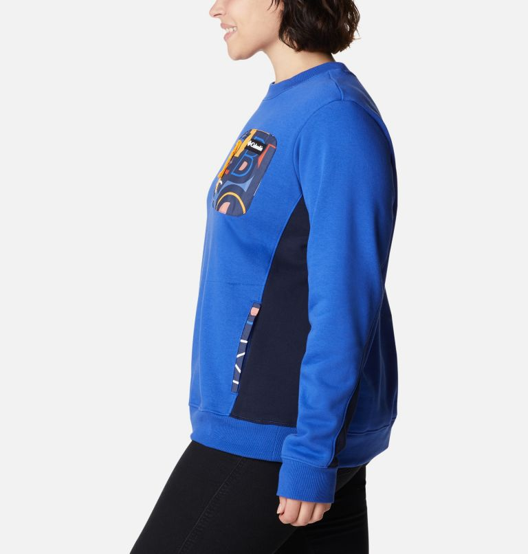 Women's Columbia Lodge™ Pullover Sweatshirt - Plus Size Women's Columbia Lodge™ Pullover Sweatshirt - Plus Size, a1