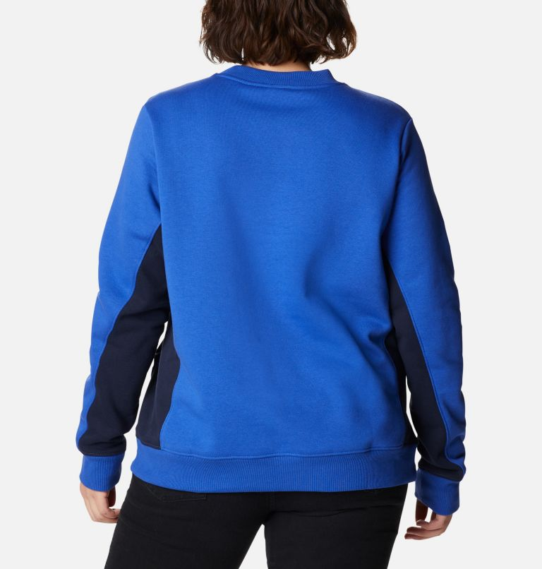 Women's Columbia Lodge™ Pullover Sweatshirt - Plus Size Women's Columbia Lodge™ Pullover Sweatshirt - Plus Size, back