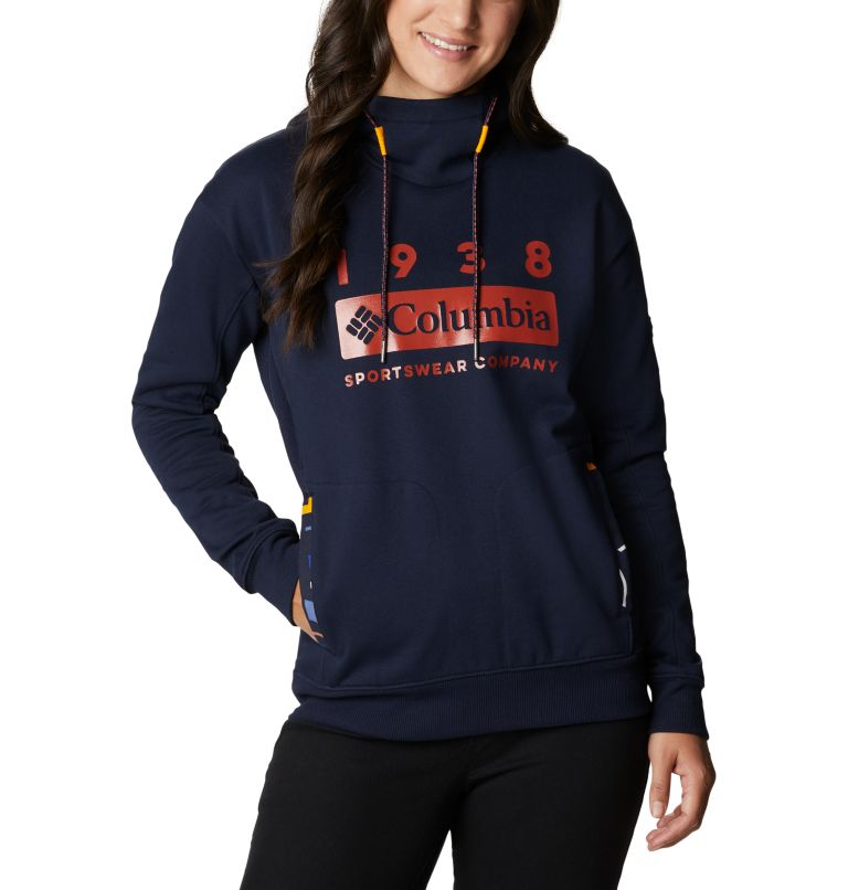 Women's Columbia Lodge™ Hoodie Women's Columbia Lodge™ Hoodie, front