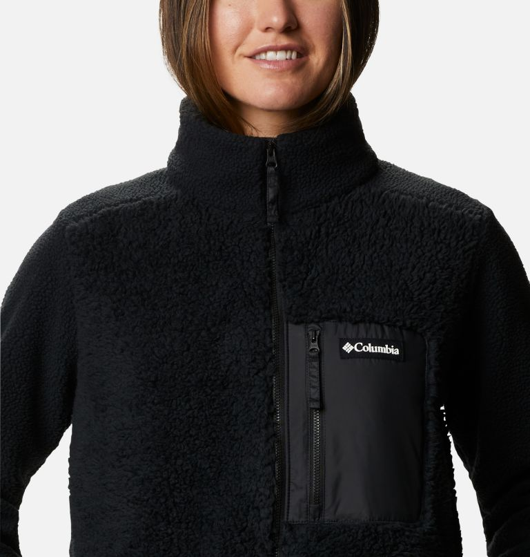 Women's Columbia Lodge™ Sherpa Full Zip Fleece Women's Columbia Lodge™ Sherpa Full Zip Fleece, a2