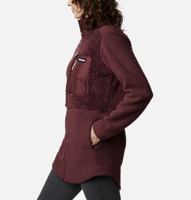 Women's Columbia Lodge™ Sherpa Full Zip Fleece Women's Columbia Lodge™ Sherpa Full Zip Fleece, a1