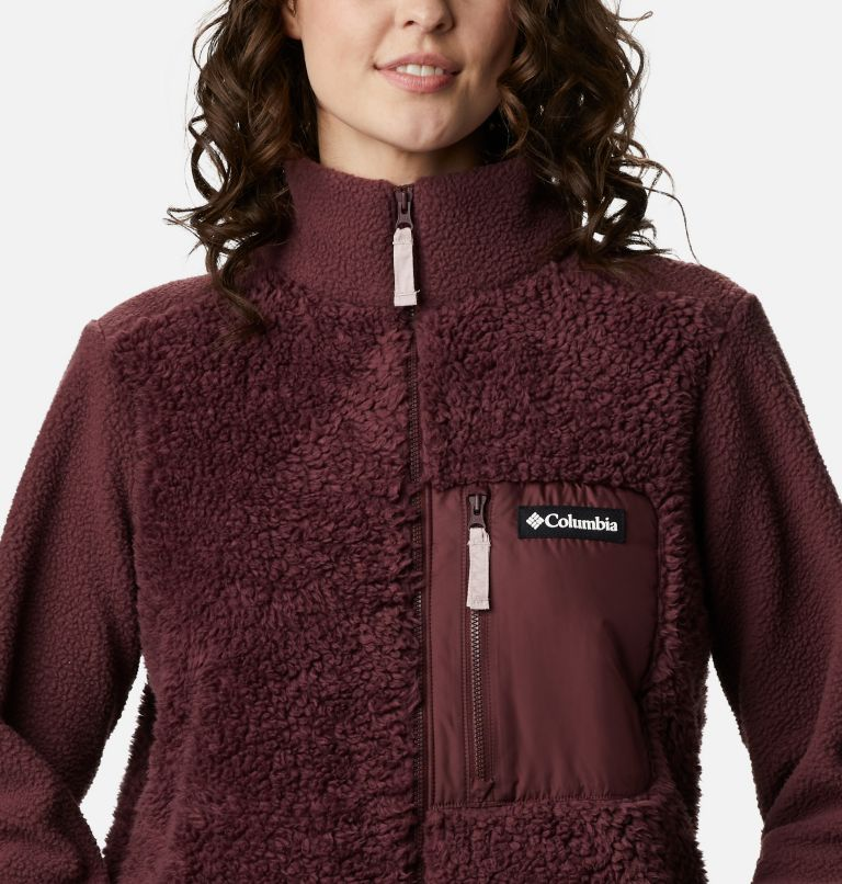 Women's Columbia Lodge™ Sherpa Full Zip Fleece Women's Columbia Lodge™ Sherpa Full Zip Fleece, a2