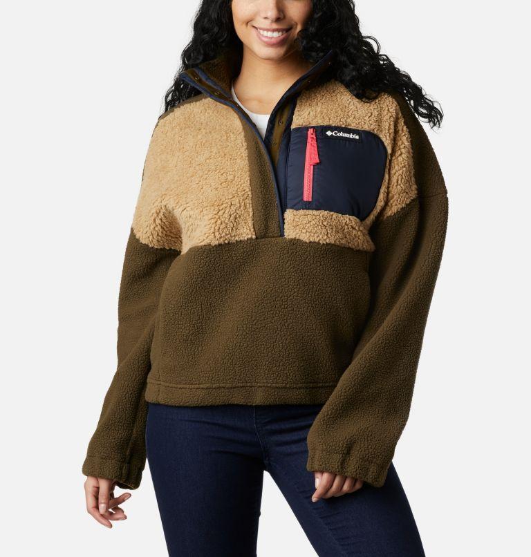 Pullover Columbia Lodge™ Sherpa da donna Pullover Columbia Lodge™ Sherpa da donna, front
