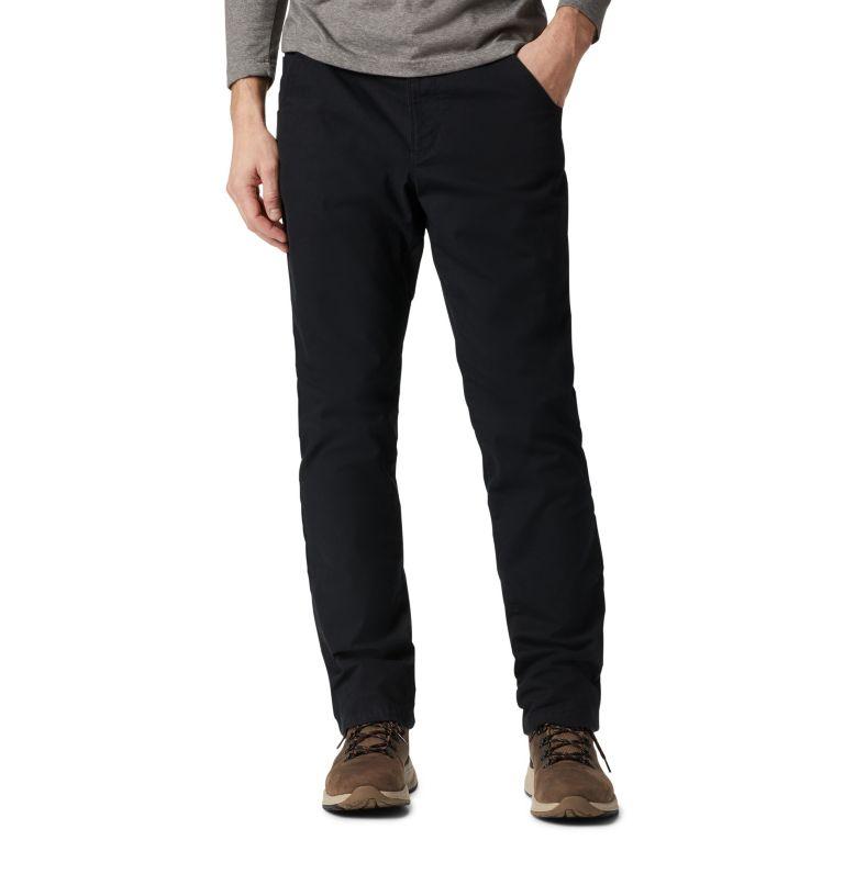 Flex ROC™ Lined Pant | 010 | 42 Men's Flex Roc™ Lined Pants, Black, front