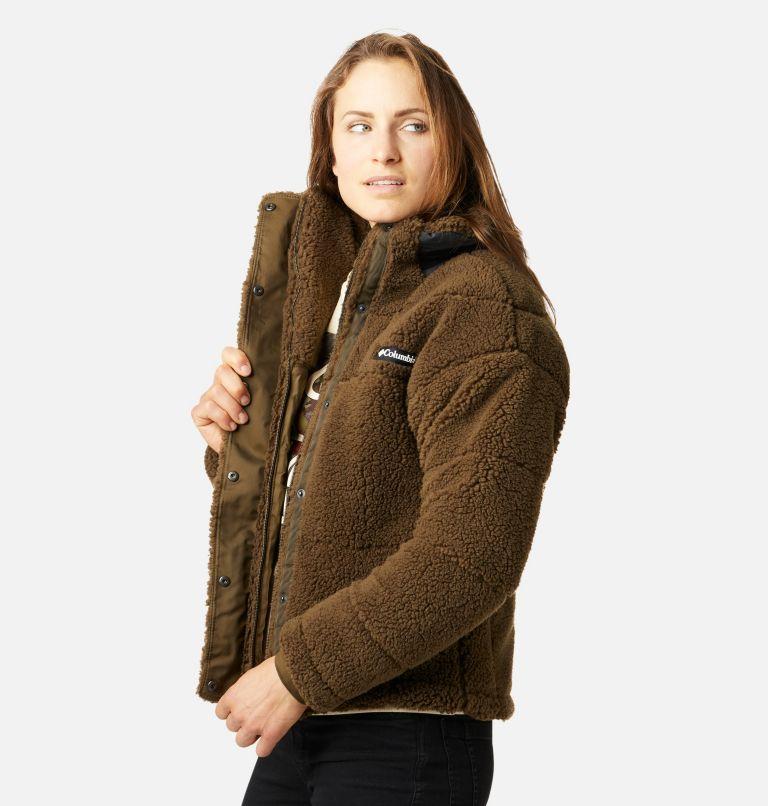 Women's Columbia Lodge Baffled Sherpa Fleece Jacket Women's Columbia Lodge Baffled Sherpa Fleece Jacket, a1
