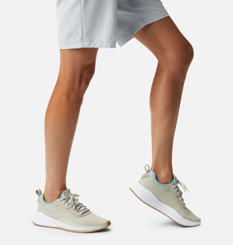 LOW DRAG™ PFG | 217 | 9 Women's PFG Low Drag™ Shoe, Light Clay, Aquatint, a9