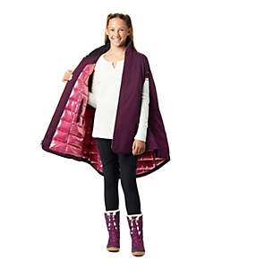 Girls' Disney Anna Down Cape