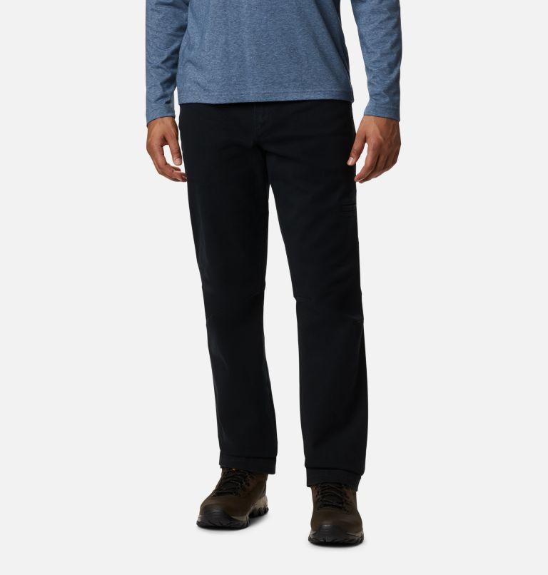 Flare Gun™ Work Pant | 010 | 46 Pantalon de travail Flare Gun™ pour homme - Tailles fortes, Black, front