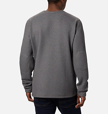 Henley gaufré Flare Gun™ pour homme Flare Gun™ Waffle Henley | 397 | XL, City Grey Heather, back
