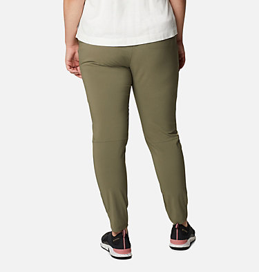Women's Piney Ridge™ Pants - Plus Size Piney Ridge™ Pant | 466 | 16W, Stone Green, back