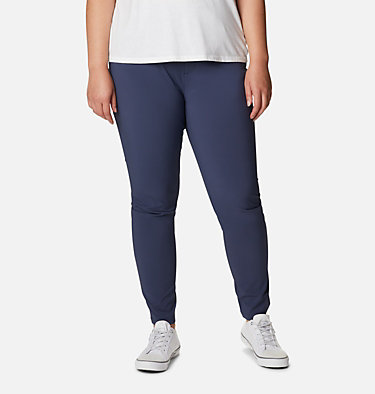 Women's Piney Ridge™ Pants - Plus Size Piney Ridge™ Pant | 466 | 16W, Nocturnal, front