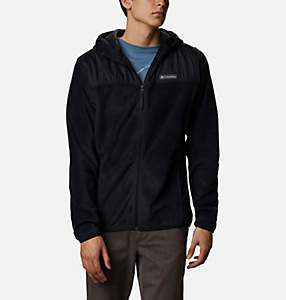 Men's Cottonwood Park™ Overlay Full Zip Fleece