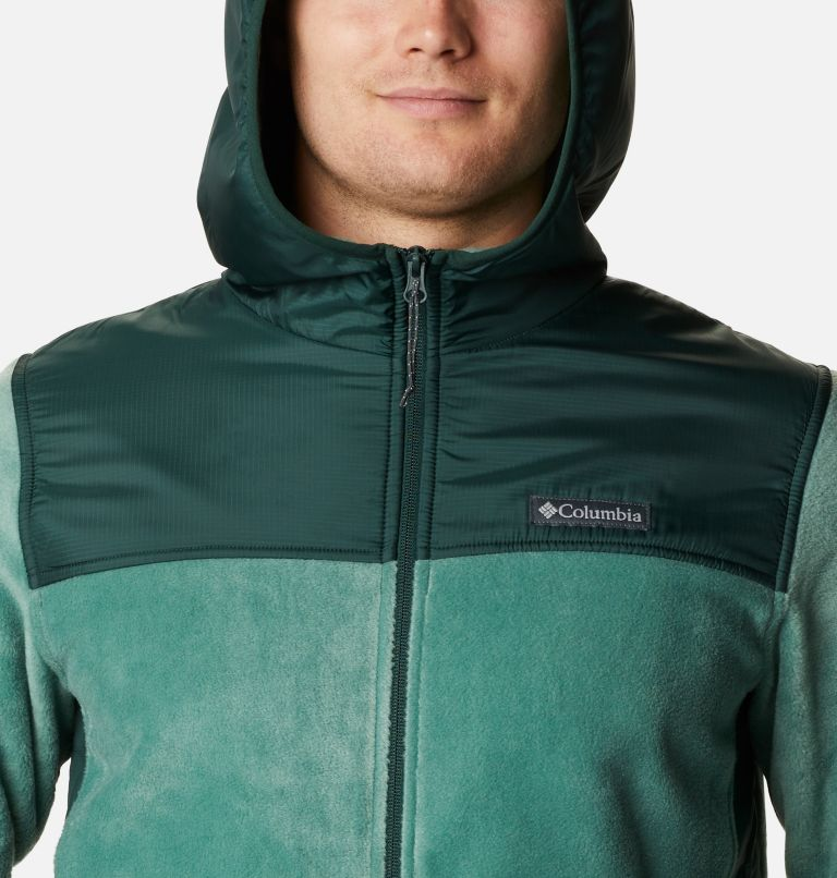 Men's Cottonwood Park™ Overlay Fleece Jacket Men's Cottonwood Park™ Overlay Fleece Jacket, a2