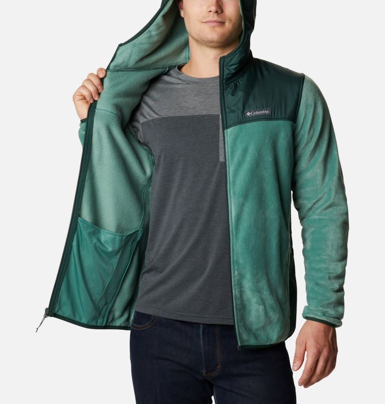 Men's Cottonwood Park™ Overlay Fleece Jacket Men's Cottonwood Park™ Overlay Fleece Jacket, a3