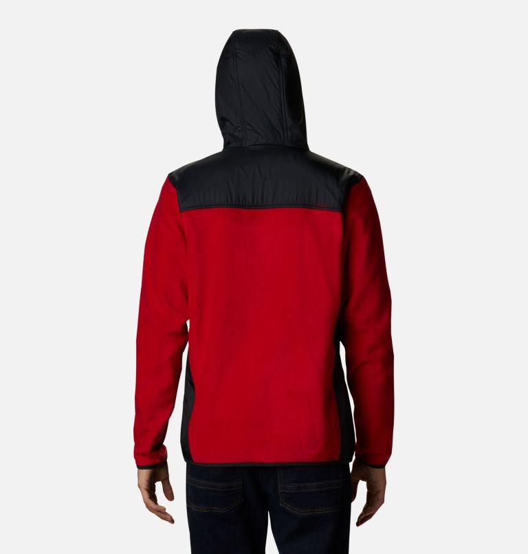 Men's Cottonwood Park™ Overlay Fleece Jacket Men's Cottonwood Park™ Overlay Fleece Jacket, back