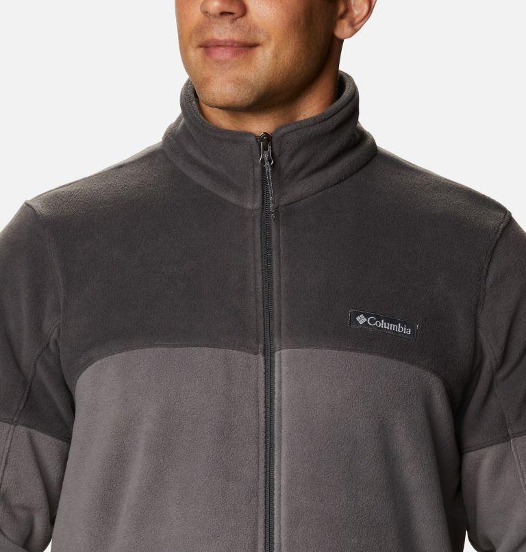 Men's Basin Trail™ III Full Zip Fleece Jacket - Big Men's Basin Trail™ III Full Zip Fleece Jacket - Big, a2