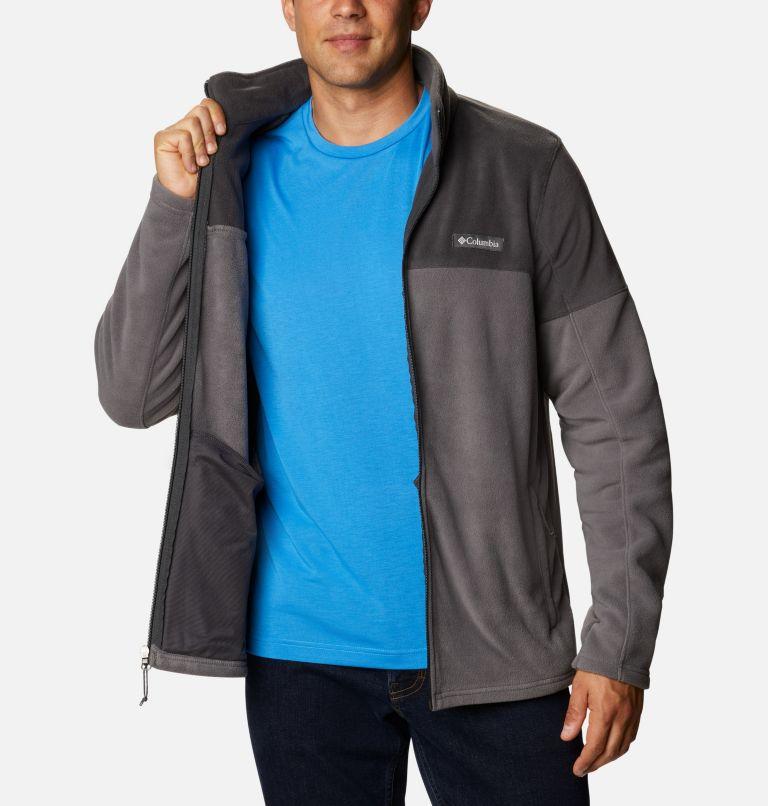 Men's Basin Trail™ III Full Zip Fleece Jacket - Big Men's Basin Trail™ III Full Zip Fleece Jacket - Big, a3