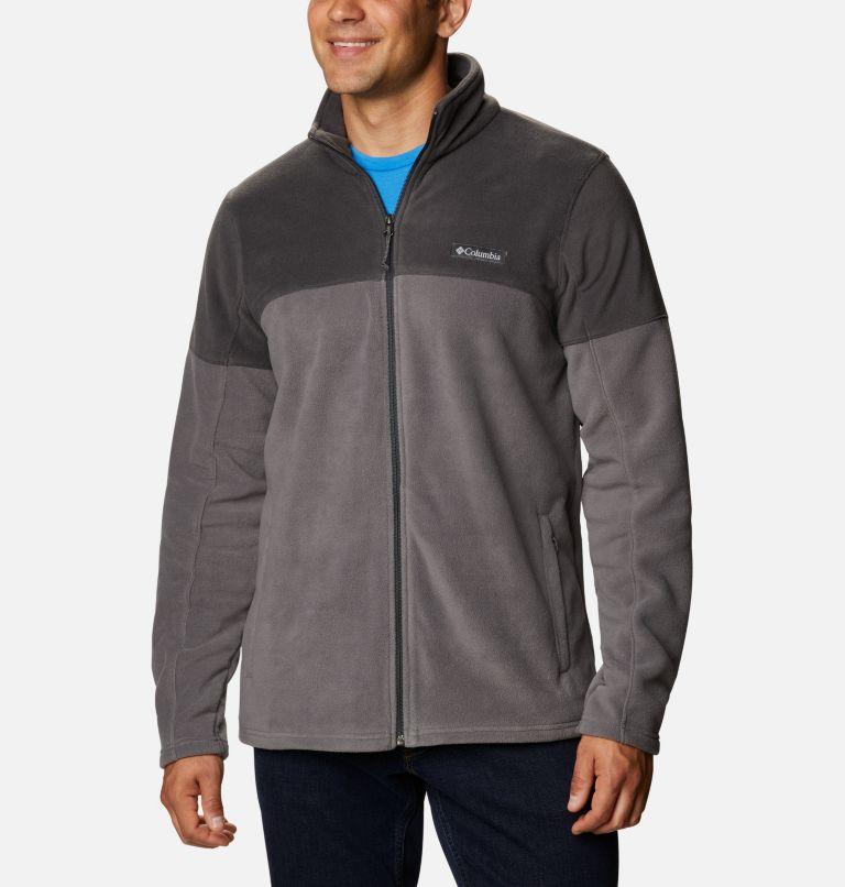 Men's Basin Trail™ III Full Zip Fleece Jacket - Big Men's Basin Trail™ III Full Zip Fleece Jacket - Big, front