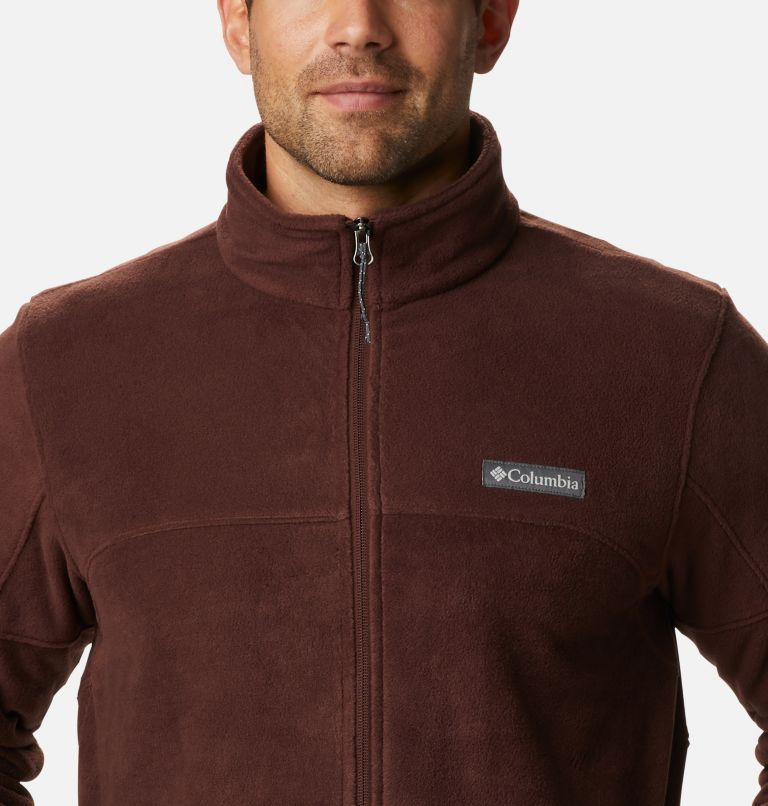 Men's Basin Trail™ III Full Zip Fleece Jacket - Tall Men's Basin Trail™ III Full Zip Fleece Jacket - Tall, a2