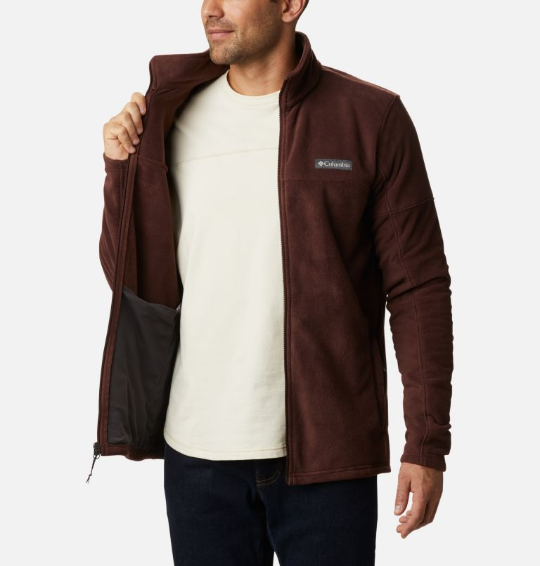 Men's Basin Trail™ III Full Zip Fleece Jacket - Tall Men's Basin Trail™ III Full Zip Fleece Jacket - Tall, a3