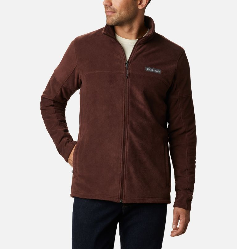 Men's Basin Trail™ III Full Zip Fleece Jacket - Tall Men's Basin Trail™ III Full Zip Fleece Jacket - Tall, front