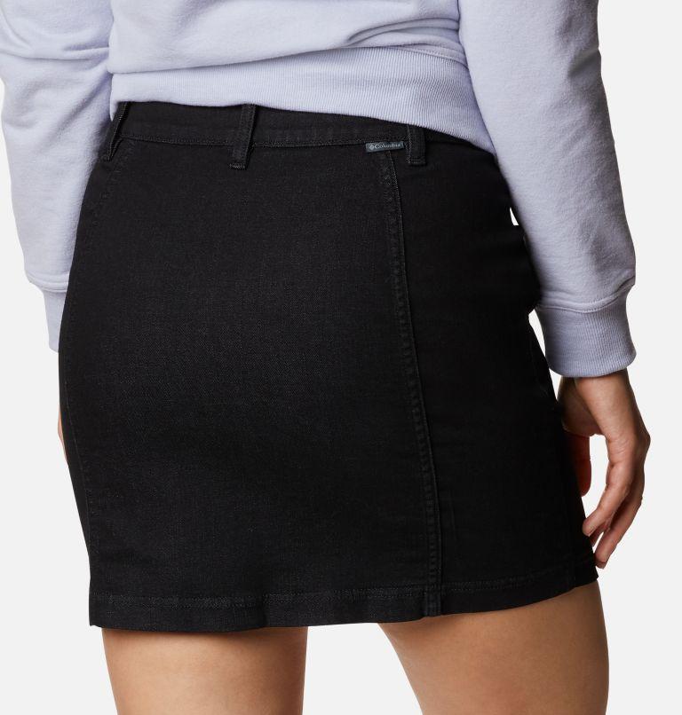Columbia City™ Denim Skirt | 010 | 6 Women's Columbia City™ Denim Skirt, Black Wash Denim, a3