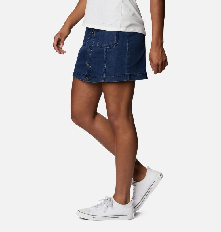 Women's Columbia City™ Denim Skirt Women's Columbia City™ Denim Skirt, a1