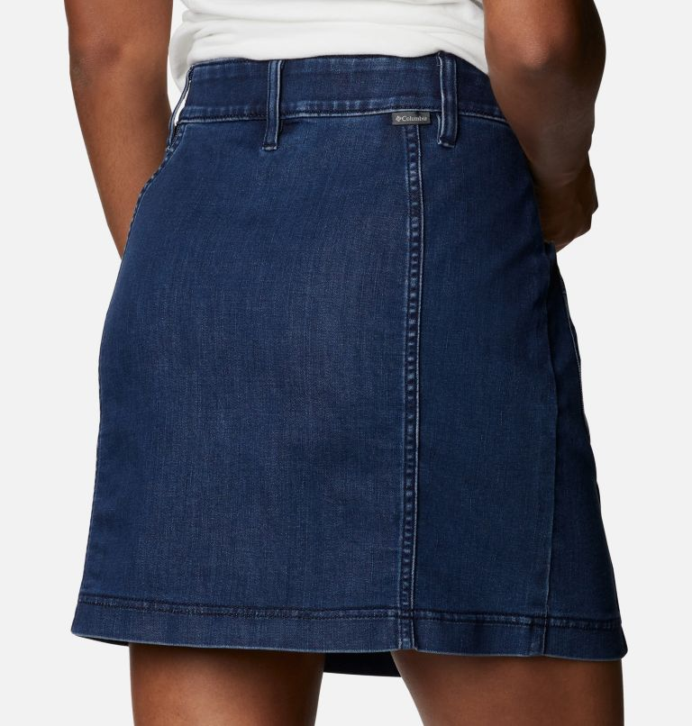 Women's Columbia City™ Denim Skirt Women's Columbia City™ Denim Skirt, a3