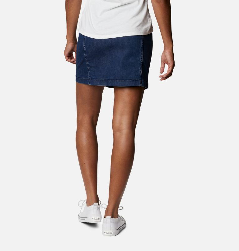 Women's Columbia City™ Denim Skirt Women's Columbia City™ Denim Skirt, back