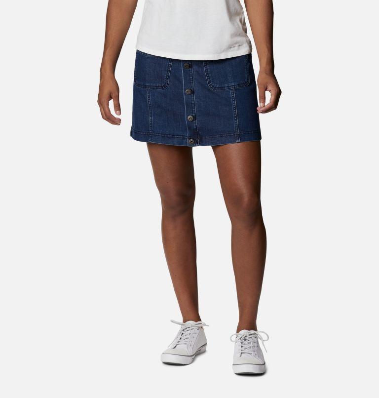 Jupe en jean Columbia City™ pour femme Jupe en jean Columbia City™ pour femme, front