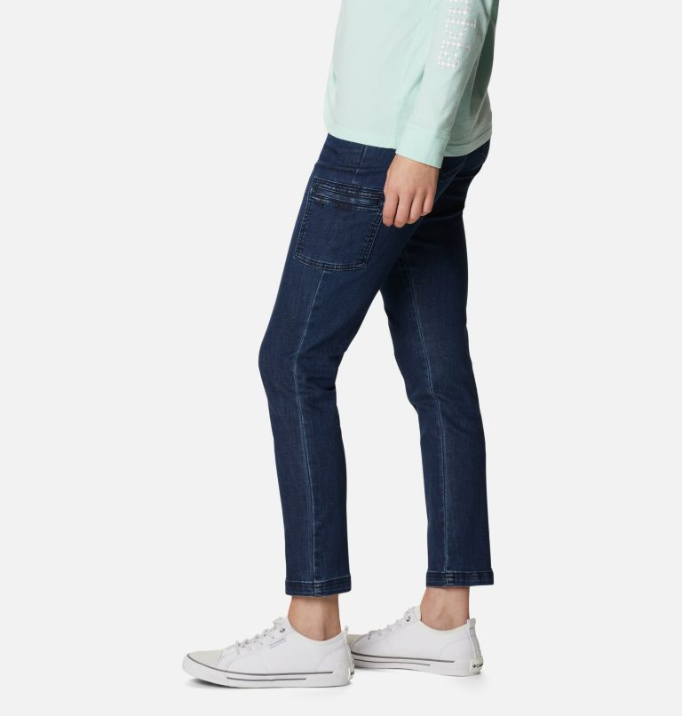 Women's Columbia City™ Denim Cargo Pants Women's Columbia City™ Denim Cargo Pants, a1