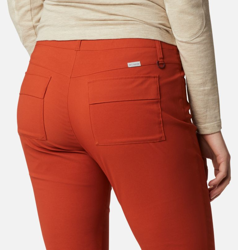 Firwood™ 5 Pocket Slim Pant | 248 | 14 Women's Firwood 5 Pocket Slim Pant, Dark Sienna, a3