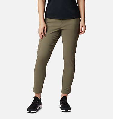 Women's Firwood™ Cargo Pants Firwood™ Cargo Pant | 028 | 12, Stone Green, front