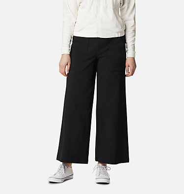 Women's Firwood™ Wide Leg Pants Firwood™ Wide Leg Pant | 010 | L, Black, front