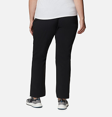 Women's Everyday Go To™ Pants - Plus Size Everyday Go To™ Pant | 028 | 1X, Black, back