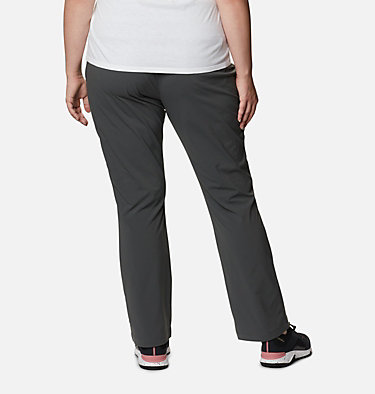 Women's Everyday Go To™ Pants - Plus Size Everyday Go To™ Pant | 028 | 1X, Grill, back