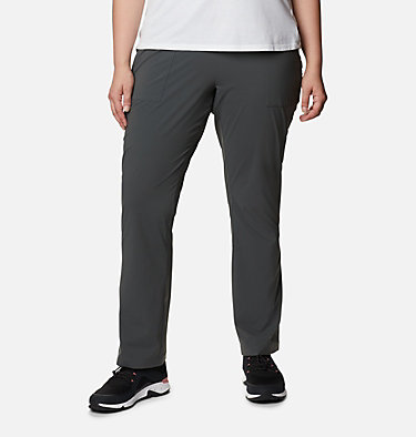 Women's Everyday Go To™ Pants - Plus Size Everyday Go To™ Pant | 028 | 1X, Grill, front