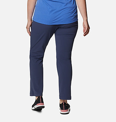 Women's Everyday Go To™ Pants - Plus Size Everyday Go To™ Pant | 028 | 1X, Nocturnal, back