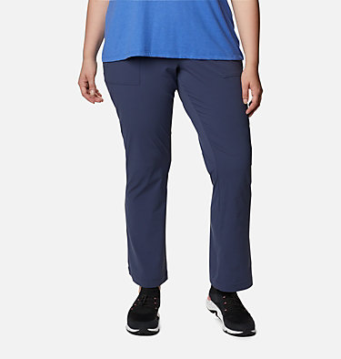 Women's Everyday Go To™ Pants - Plus Size Everyday Go To™ Pant | 028 | 1X, Nocturnal, front