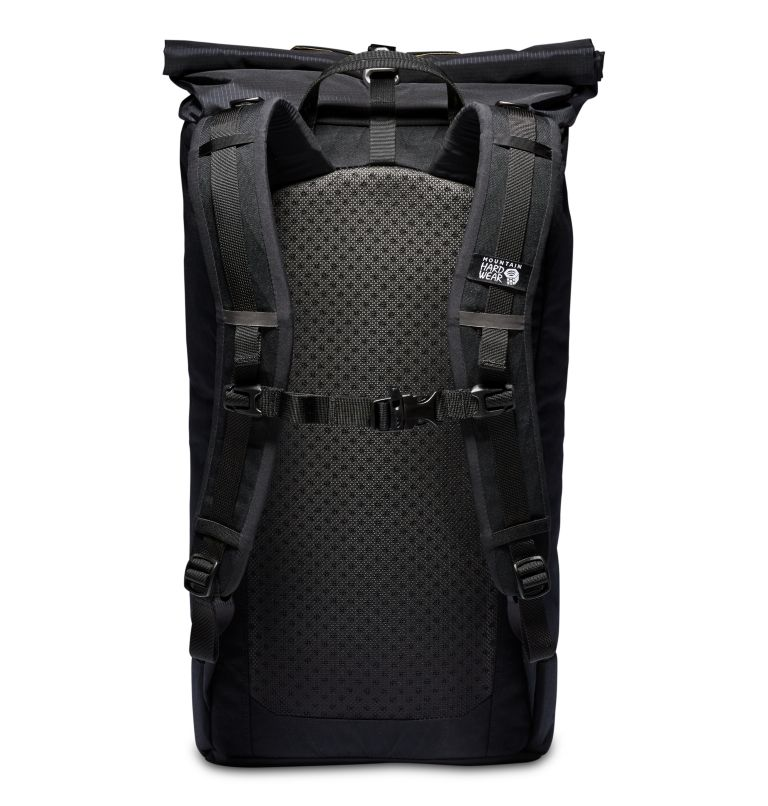 Grotto™ 35+ Backpack   010   O/S Grotto™ 35+ Backpack, Black, back