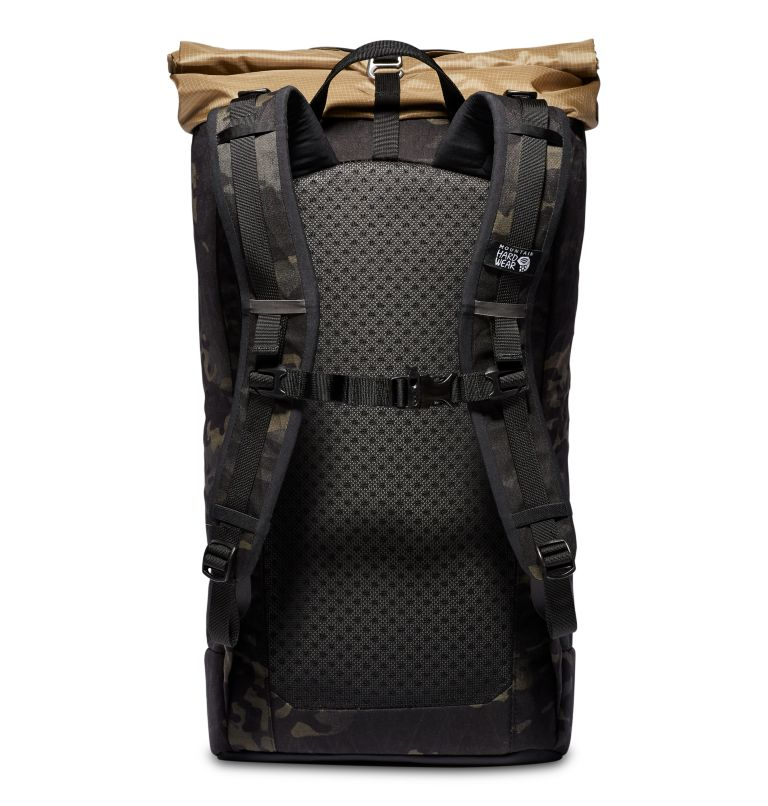 Grotto™ 35+ Backpack | 015 | O/S Grotto™ 35+ Backpack, Black MultiCam, back