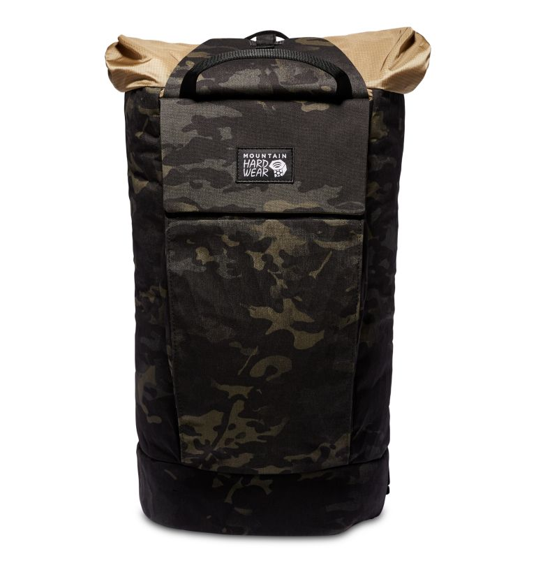 Grotto™ 35+ Backpack | 015 | O/S Grotto™ 35+ Backpack, Black MultiCam, front