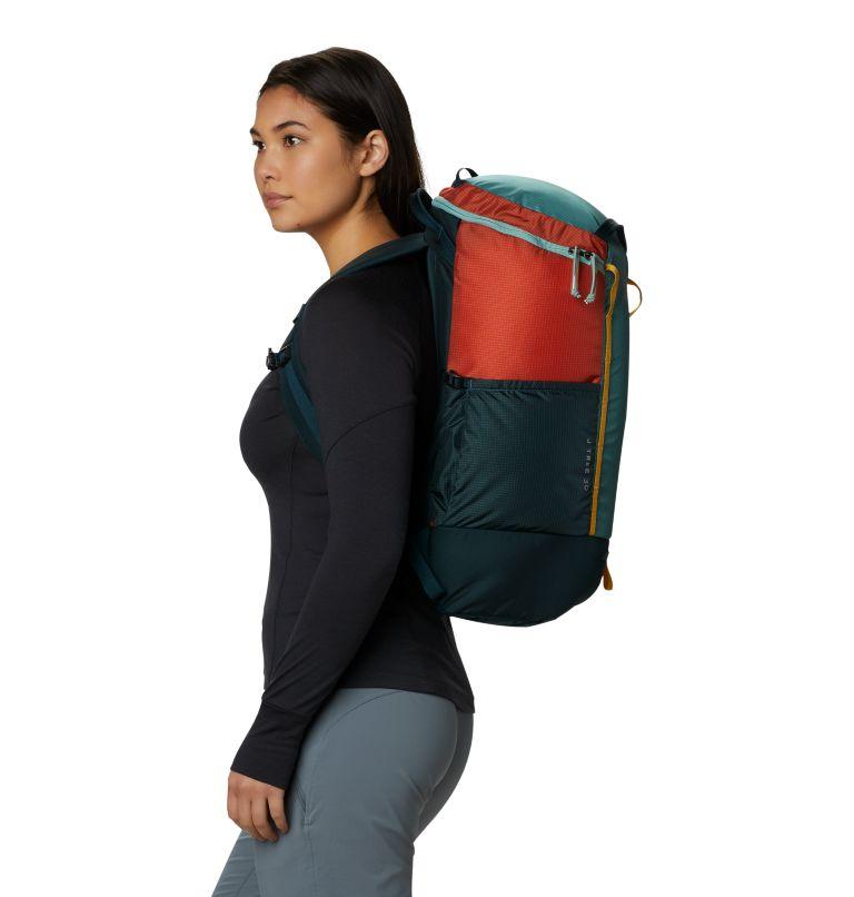 J Tree™ 30 Backpack   446   O/S J Tree™ 30 Backpack, Washed Turq, Multi, a1