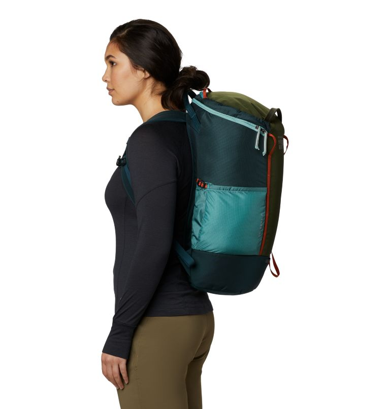 J Tree™ 30 W Backpack   305   O/S Women's J Tree™ 30 Backpack, Dark Army, Multi, a1