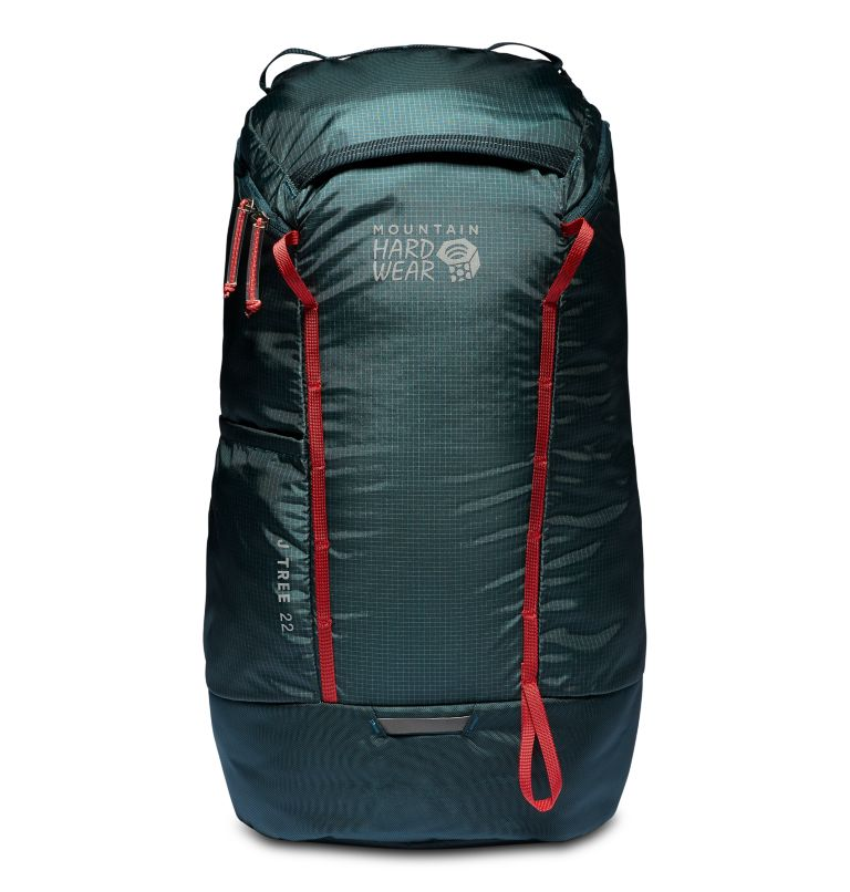 J Tree™ 22 Backpack | 310 | O/S J Tree™ 22 Backpack, Blue Spruce, front