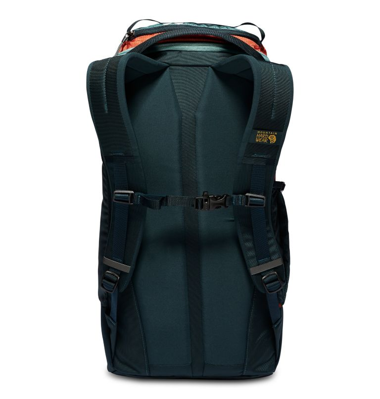 J Tree™ 22 Backpack   446   O/S J Tree™ 22 Backpack, Washed Turq, Multi, back