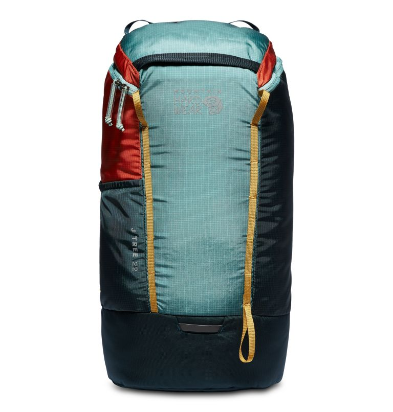 J Tree™ 22 Backpack | 446 | O/S J Tree™ 22 Backpack, Washed Turq, Multi, front