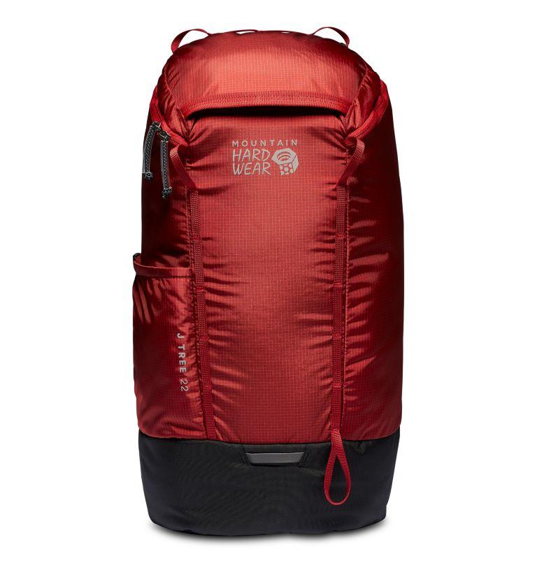 J Tree™ 22 Backpack | 603 | O/S J Tree™ 22 Backpack, Dark Brick, front